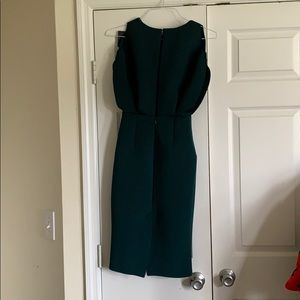 Teal green asos NWT business dress.